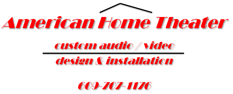 American Home Theater LOGO complete6