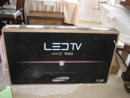 TV Delivered