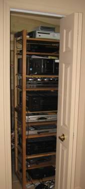 my av closet