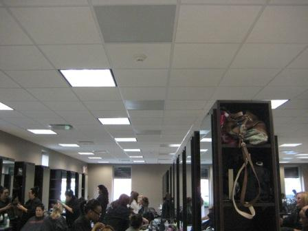 salon left speakers